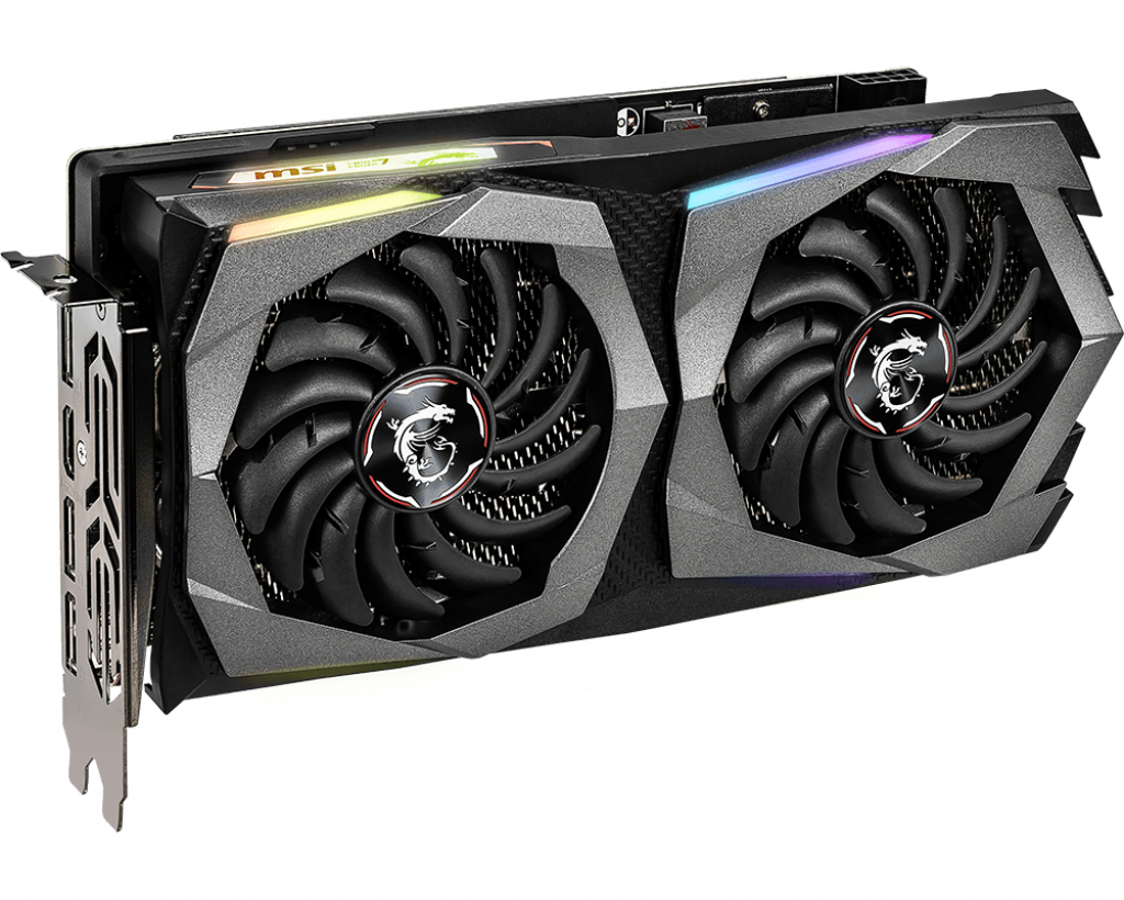 Video Card MSI GeForce RTX 2060 Gaming Z 6G 6GB GDDR6 192bit