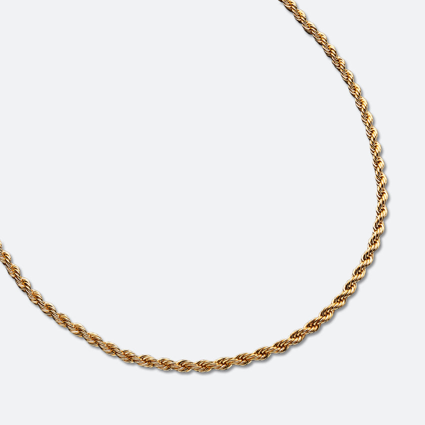 Cuban ROPE Chain 4mm