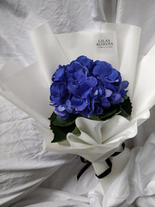 Single Stalk Hydrangea Bouquet