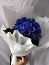 Load image into Gallery viewer, Single Stalk Hydrangea Bouquet