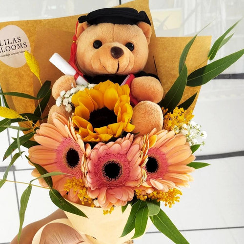 Sun Bear Bouquet