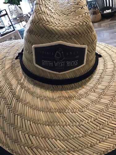 SWR Shark Straw Hat