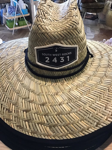 SWR 2431 Straw Hat