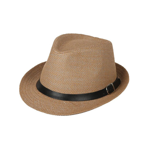 Panama Jazz Straw Hat