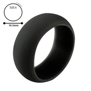 Silicone Hypoallergenic Ring