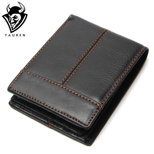 Vintage Wallet For Mens 100% Genuine Leather
