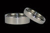 Titanium Ring Set - Hawaii Titanium Rings  - 1