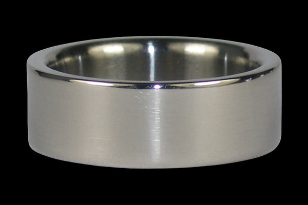 Classic Titanium Ring Band 2