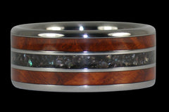 Big Kahuna Titanium Ring - Hawaii Titanium Rings  - 1