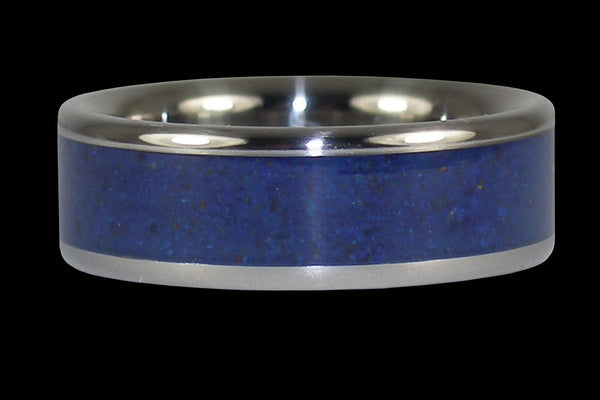 Blue Azurite Ring