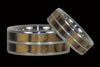 Mango Wood Titanium Rings - Hawaii Titanium Rings  - 3