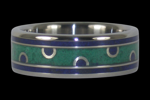 Custom Design Titanium Ring