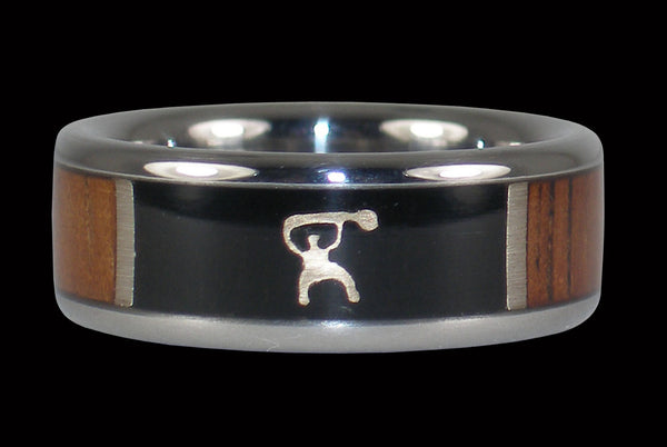Hawaiian Titanium Ring® for Paddlers