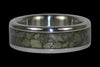 Pyrite Titanium Ring - Hawaii Titanium Rings  - 1
