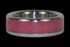 Ruby Titanium Ring - Hawaii Titanium Rings  - 2
