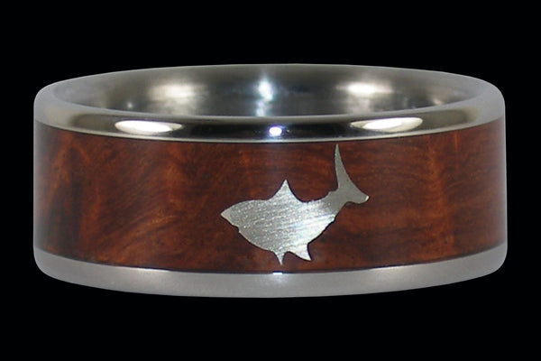 Shark Titanium Ring