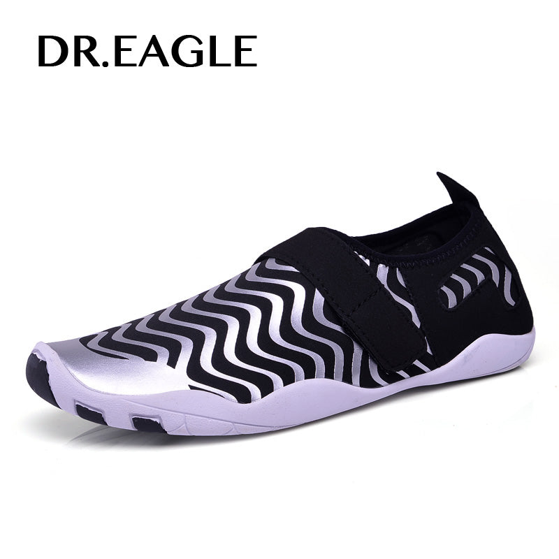 4c1b478b9 Dr.eagle Summer Men Barefoot Skin Footwear Fishing water shoe For Men  swimming sneaker Quickly ...