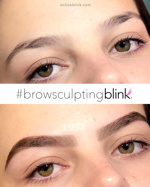 "Sombreado Temporal ""BrowSculpting"""