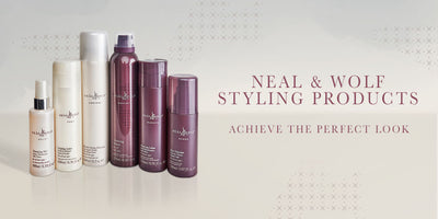 Neal & Wolf Styling Products: Achieve the perfect look