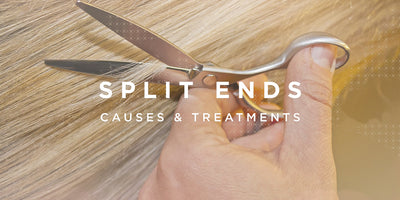 Split Ends: Causes & Treatments