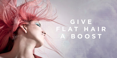 Give Flat Hair A Boost