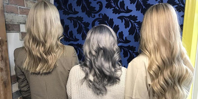 A day in the salon with COLOUR