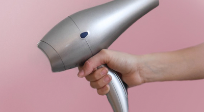 The perfect at-home blow-dry