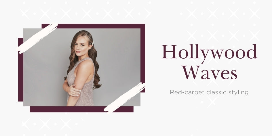 Get the look - Hollywood Waves