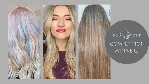 Neal & Wolf Glaze Toner Competition Winners
