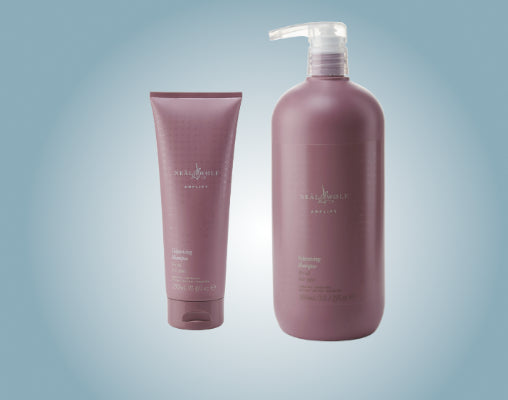 Neal & Wolf amplify shampoo & conditioner