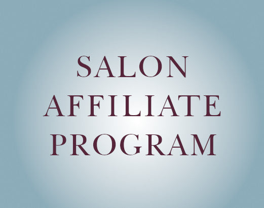 Neal & Wolf Salon Affiliate Program