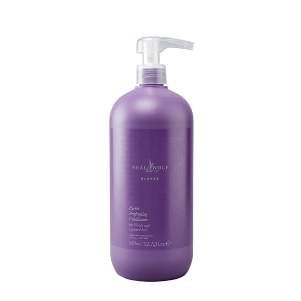 BLONDE Purple Brightening Conditioner 950ml