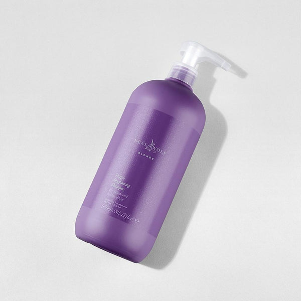 BLONDE Purple Brightening Shampoo 950ml