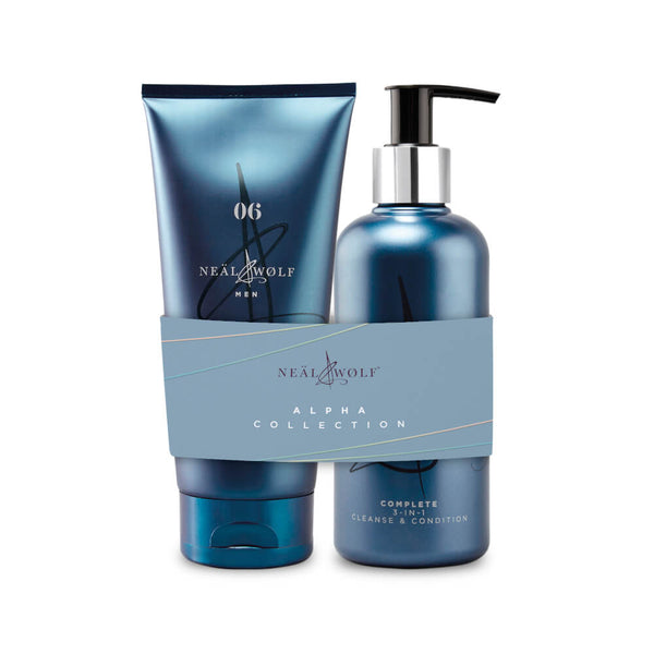 Men's Cleanse & Style Duo