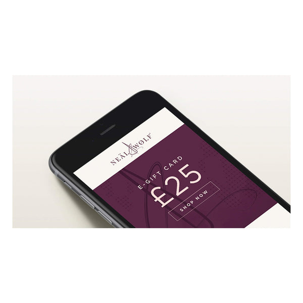 Neal & Wolf Digital Gift Card £25