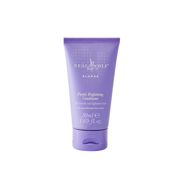 BLONDE Purple Brightening Conditioner 50ml Mini