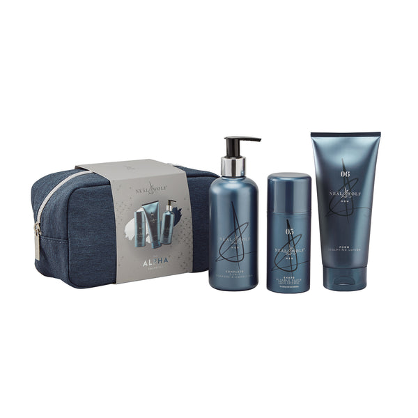 ALPHA Men's Haircare Gift Set