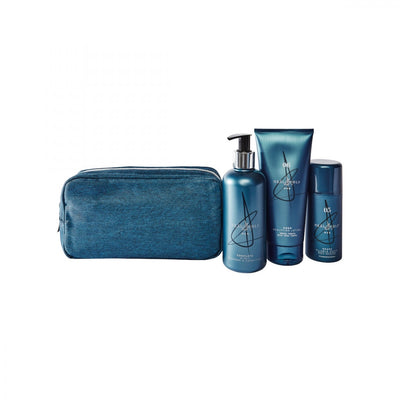 ALPHA Men's Christmas Trio Gift Set