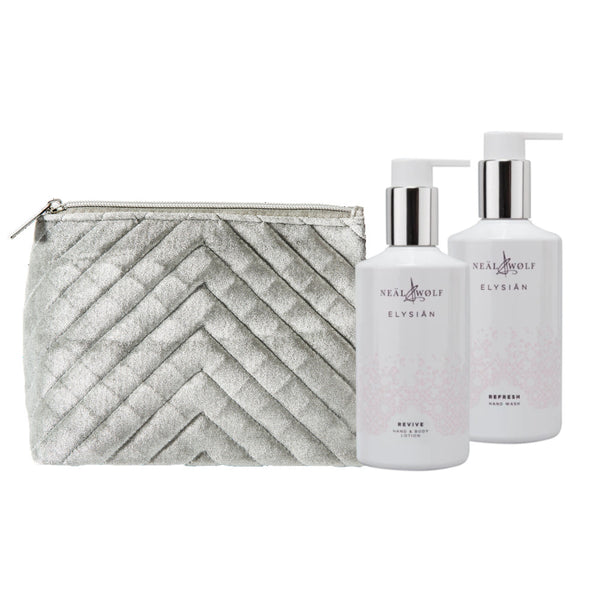 Neal & Wolf ELYSIAN Hand Wash & Lotion Gift Set