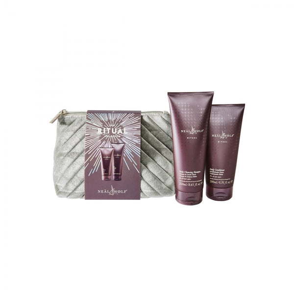 RITUAL Daily Shampoo & Conditioner Christmas Gift Set