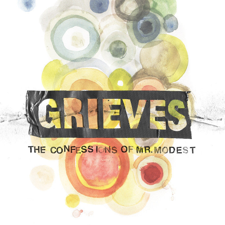 "Grieves ""The Confessions of Mr. Modest"""