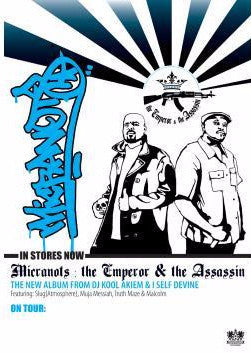"Micranots ""The Emperor & The Assassin"" Poster"