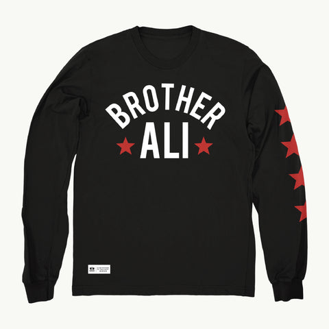 "Brother Ali ""Footsteps"" Long Sleeve"