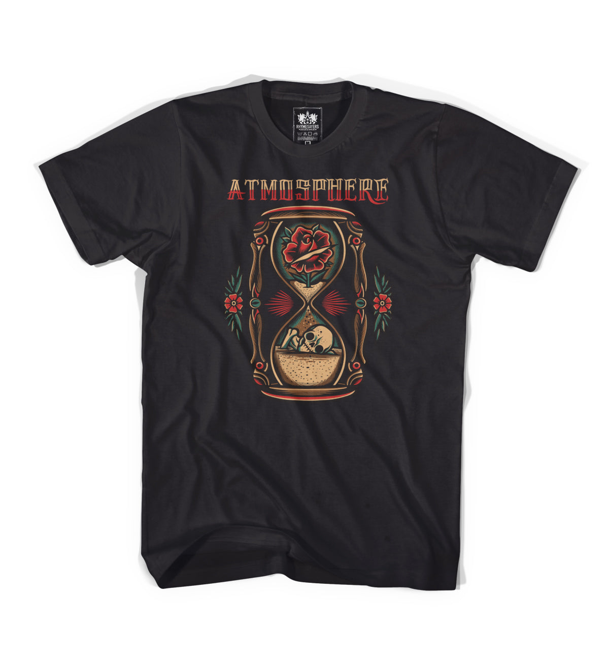 "Atmosphere ""Hourglass"" Black Shirt"