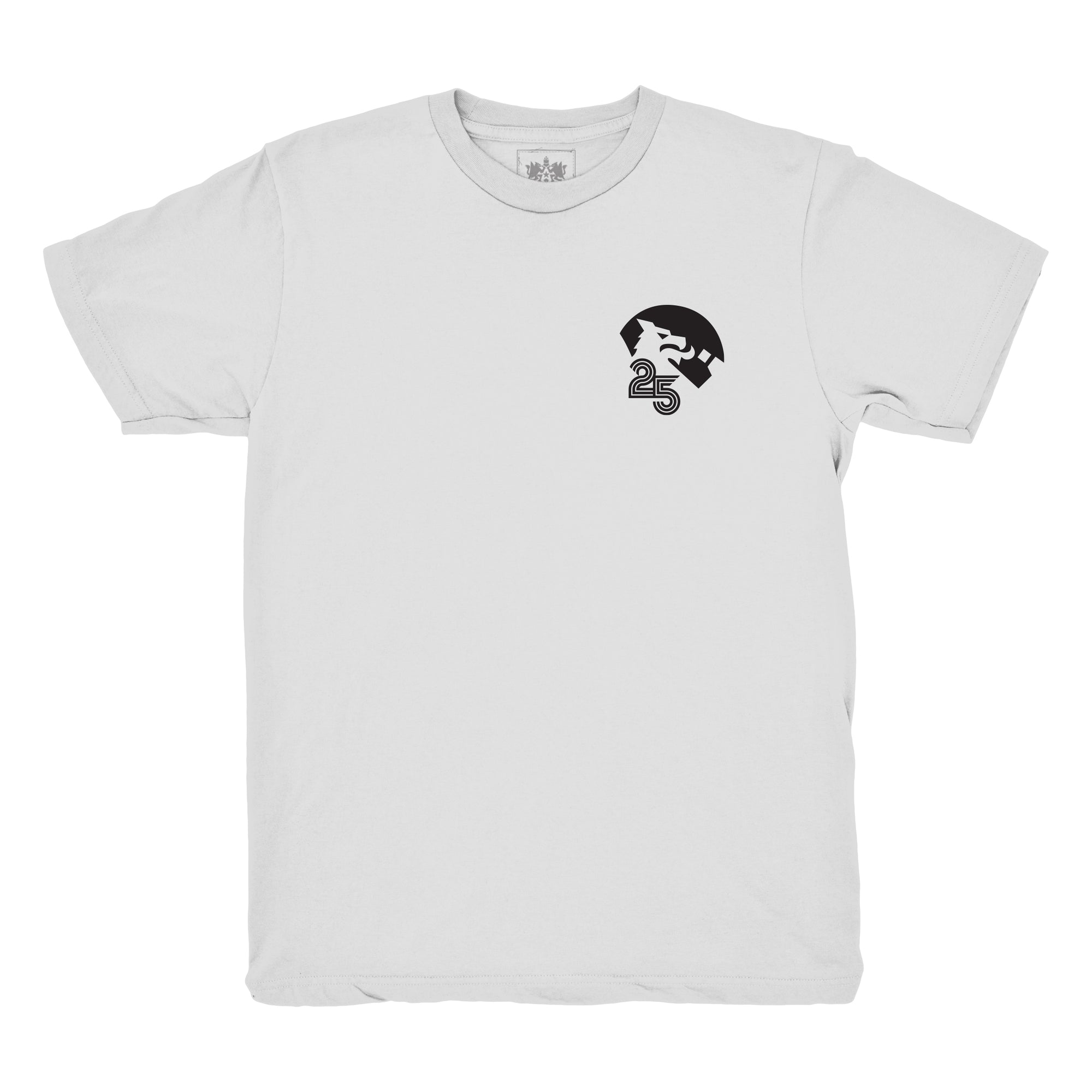 "Rhymesayers ""RSE25"" White Shirt"