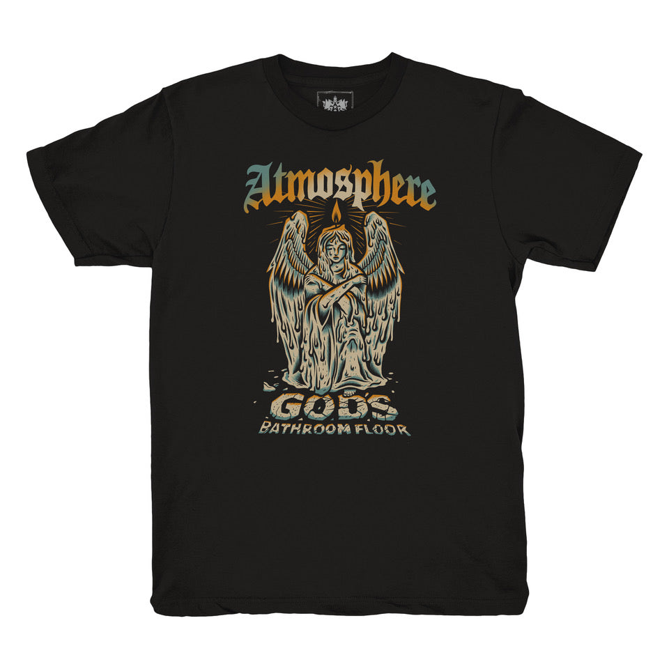 "Atmosphere ""God's Bathroom Floor"" T-Shirt"