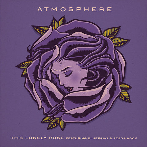 "Atmosphere ""This Lonely Rose feat. Blueprint & Aesop Rock"" MP3"