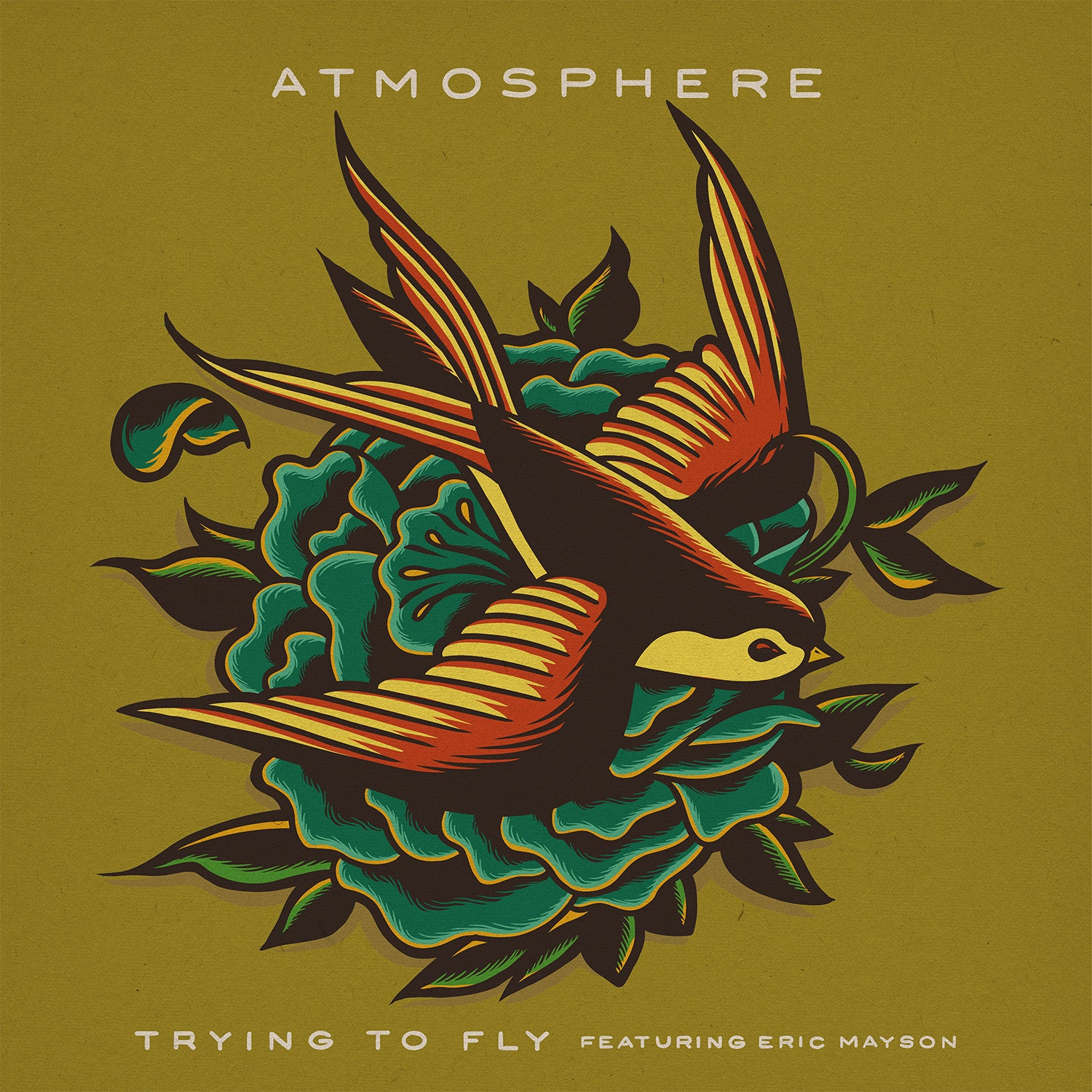 "Atmosphere ""Trying To Fly feat. Eric Mayson"" MP3"
