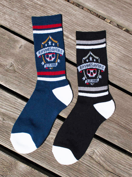 "Rhymesayers ""Bruiser"" Socks"