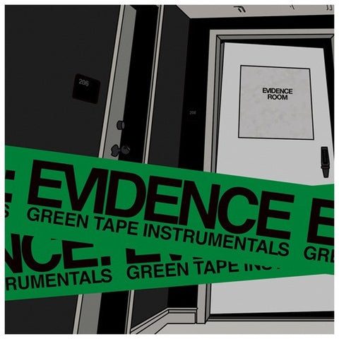 "Evidence ""Green Tape"" [Instrumental]"